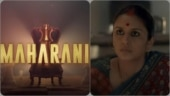 Huma Qureshi undergoes complete makeover to play Bihar CM in Maharani. Teaser out