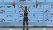 India's Jhilli Dalabehera wins her maiden gold medal at Asian Weightlifting Championship