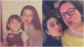 Karisma Kapoor's birthday wish for Babita is all about childhood, pouts and fun times