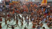 Many seers showing Covid-19 symptoms: Two of 13 akhadas opt out of Kumbh Mela