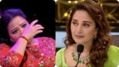 Madhuri Dixit and Bharti get emotional on Dance Deewane 3. Here's why