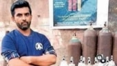 Mumbai man sells SUV to help Covid patients with oxygen cylinders. Viral story
