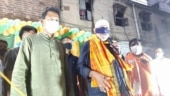 Mithun Da wearing mask Disco Dance style: TMC takes a dig over half-open face mask at rally