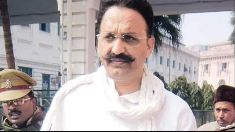 Punjab Police handed over underworld don Mukhtar Ansari to Uttar Pradesh police. He is facing a number of criminal cases against him.