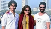 Shahid Kapoor and Ishaan Khatter learnt from my silly choices, says mom Neelima Azeem