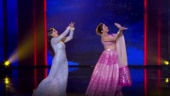 Nora Fatehi tells Madhuri Dixit she is her inspiration, dances to Maar Dala with her