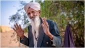 82-yr-old gatekeeper of haunted Rajasthan village connects with his first love after 50 years. Viral story