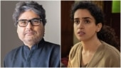 Vishal Bhardwaj loves Sanya Malhotra's Pagglait, says it took him back to his Meerut days