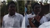 Tamil Nadu: AIADMK minister booked for hurling abuses at DMK cadres outside polling booth