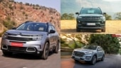 Citroen C5 Aircross SUV vs Jeep Compass vs Hyundai Tucson: Prices compared