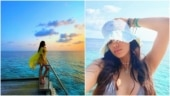 Janhvi Kapoor gets the Maldives hype, shares gorgeous pics from her vacation