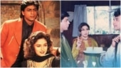 Madhuri Dixit calls Anjaam with Shah Rukh Khan memorable as the film turns 27