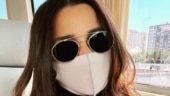 Parineeti Chopra insists on importance of wearing a mask, shares pic
