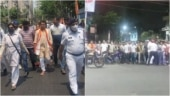 Bhabanipur turns battlefield as TMC, BJP workers clash, Rudranil Ghosh, 15 others injured