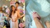 Kasautii Zindagii Kay 2 actor Sahil Anand and wife Rajneet Monga welcome baby boy