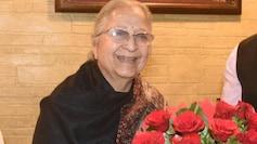 Sumitra Mahajan death hoax
