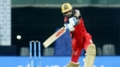 IPL 2021: Virat Kohli's 4-year wait for fifty vs SRH continues, RCB captain slams chair in frustration