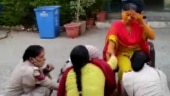 Rajasthan constable holds her haldi at police station after not getting leaves. Watch