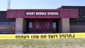 Girl shoots 3 at Idaho school in US, teacher disarms her