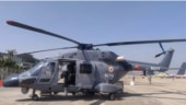 Indian Navy installs Medical Intensive Care Unit in its weather chopper for critical patients' evacuation