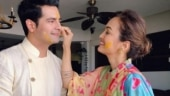 Karan Mehra rubbishes rumours of trouble in his marriage with Nisha Rawal