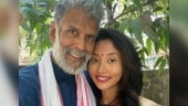 Ankita Konwar shares cute pic with important message on Instagram. Milind Soman reacts
