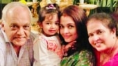 Aishwarya Rai Bachchan shares pic with parents and daughter Aaradhya on Mother's Day