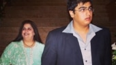 Arjun Kapoor says he still feels lost without mom Mona Shourie, shares endearing note