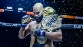 Arjan Singh Bhullar becomes India's 1st MMA world champion: If you got dreams, chase them down