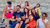 Shweta Tiwari shares happy pic with KKK 11 contestants, says new friends bring new energy