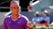 Rafael Nadal joins Naomi Osaka in expressing concerns about playing at Tokyo Olympics