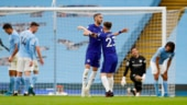 Marcos Alonso and Hakim Ziyech make Manchester City wait as Chelsea win 2-1 to keep Premier League alive