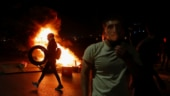 Clashes, prayers in Jerusalem on holy night of Laylat al-Qadr
