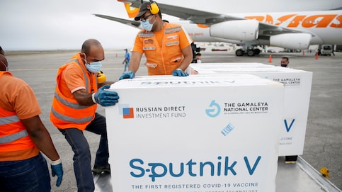 Imported Sputnik V vaccine to cost Rs 995 per shot in India, 1st dose administered in Hyderabad