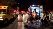 Two dead, over 100 hurt after stand collapses in synagogue in Israeli settlement