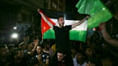 Israel-Hamas truce begins after 11 days of fighting, Palestinians celebrate