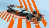 McLaren Formula One team dons Gulf colours for 2021 Monaco GP