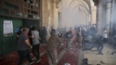Al-Aqsa violence: Why Israel and Palestine are going at one another again