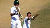 2nd Test: Zimbabwe staring down the barrel at 52 for 4 after Abid Ali 215 not out takes Pakistan to 510 for 8