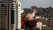 Israel strikes Gaza tunnels, buildings as truce efforts remain elusive