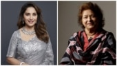 Madhuri Dixit misses Saroj Khan on Dance Deewane 3, recalls how she scolded her