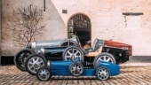 Bugatti Baby II, the ultimate boy's toy