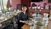 Covid Hero from Kolkata: An artist cooks free meals for patients in isolation