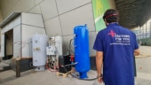 Commonwealth Games village becomes Delhi's 1st Covid centre with own oxygen plant