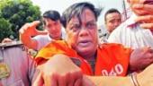Gangster Chhota Rajan recovers from Covid-19, returned to Delhi's Tihar jail