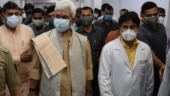 DRDO sets up 500-bed Covid hospital in Jammu in 20 days, J&K L-G dedicates it to people