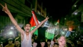 God is greatest and thanks to God, chant Gazans as Israel-Hamas truce takes hold