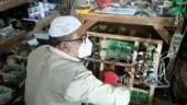 Kashmir's 'Newton' designs low-cost oxygen concentrator prototype