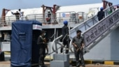 Indian Navy brings medical oxygen, other equipment from abroad