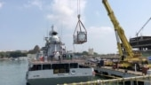 INS Trikand arrives in India with 40 MT medical oxygen from Qatar
